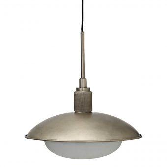 House Doctor Lampe Boston gunmetal
