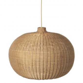 Ferm Living Lampe Braided Belly