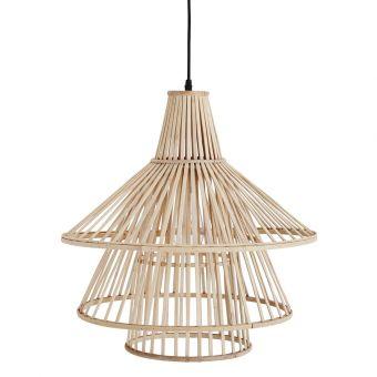 Madam Stoltz Lampenschirm Bambus