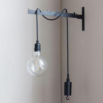 House Doctor Lampe Coso aufgehängt