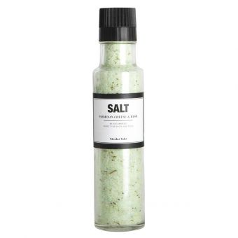 Nicolas Vahe Salz Parmesan-Basilikum