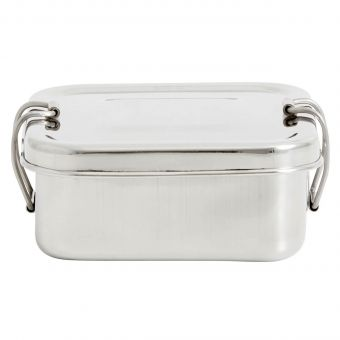 Nordal Lunchbox Edelstahl quadratisch