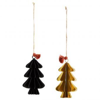 Madam Stoltz Anhänger Weihnachtsbaum L