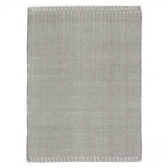 Liv Interior PET Teppich Herringbone sand 60 x 90 cm