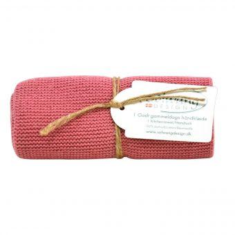 Solwang Handtuch antik rosa
