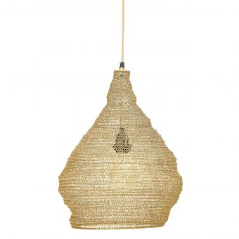 Bloomingville Lampe Knitted M
