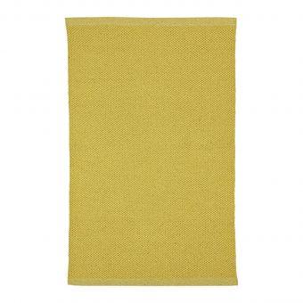Liv Interior Teppich Solid gelb