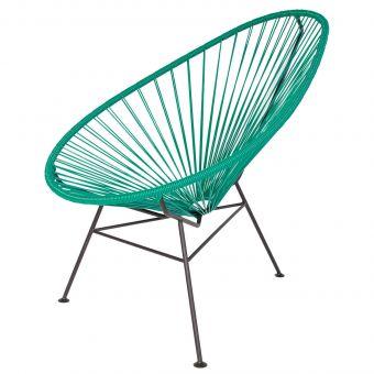Original Acapulco Chair verde nautico