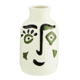 Madam Stoltz Vase Face S