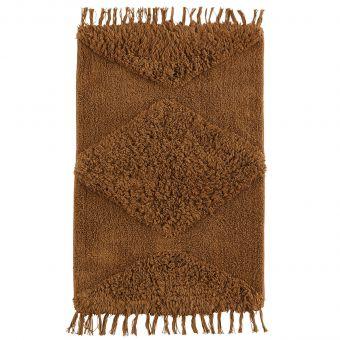 Madam Stoltz Teppich Tufted indian tan