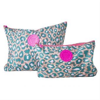 Rice Pouch Set Leopard