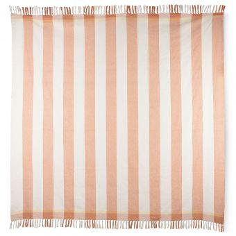 HK Living Stranddecke Stripe 200 x 200 cm