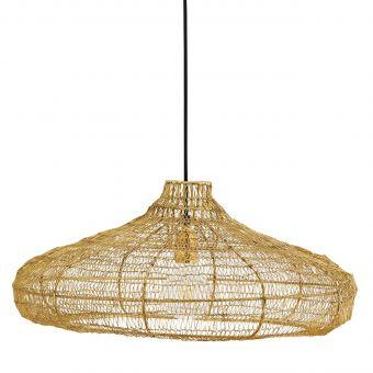 Madam Stoltz Lampe Wire messing