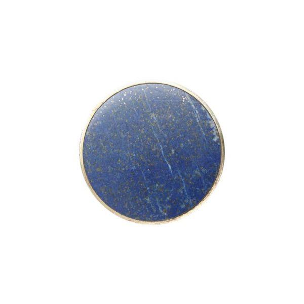 Ferm Living Knauf Lapis Lazuli frontal