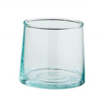 Madam Stoltz Trinkglas Beldi gerade