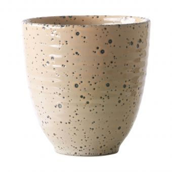 HKliving Becher Gradient taupe
