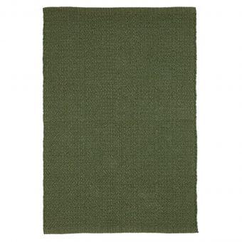 Liv Interior Teppich Herringbone moosgrün