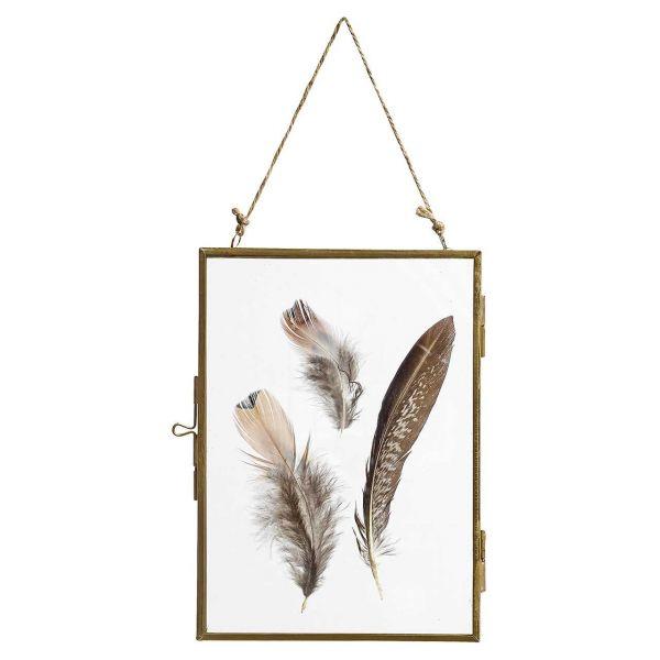 nordal bilderrahmen messing rahmen spiegel dekowelt lunoa. Black Bedroom Furniture Sets. Home Design Ideas