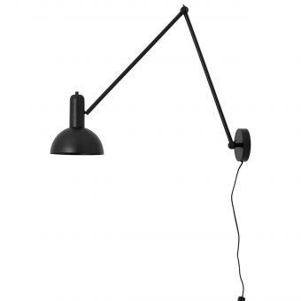 Nordal Wandlampe Freya mit Schalter