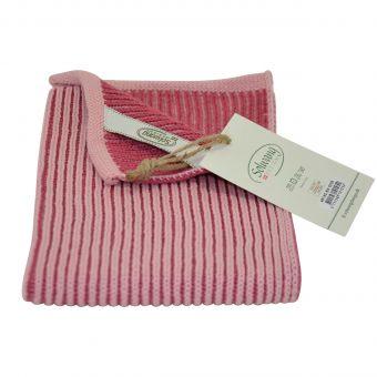 Solwang Handtuch Rib rosa