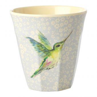 Rice Melamin Becher Kolibri