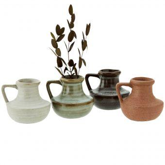 Madam Stoltz Vase mit Henkel S