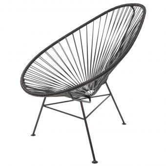 Acapulco Chair schwarz