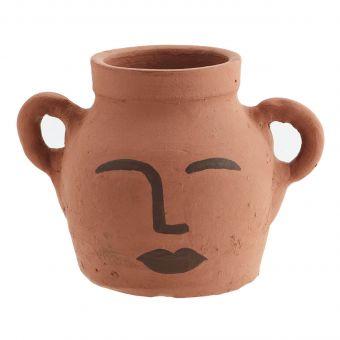 Madam Stoltz Ton-Vase Face