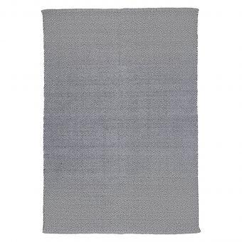 Liv Interior Teppich Herringbone grau