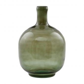 House Doctor Vase Tinka grün S