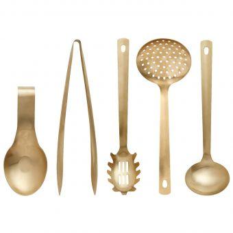 Nordal Küchenhelfer Goldies