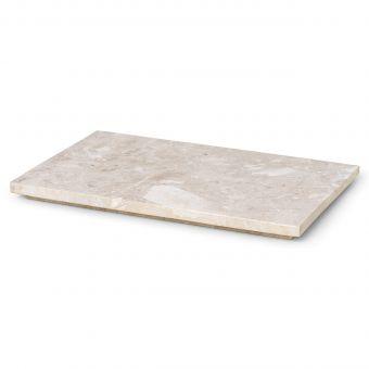 Ferm Living Tablett Marmor für Plant Box