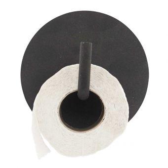House Doctor Toilettenpapierhalter Text