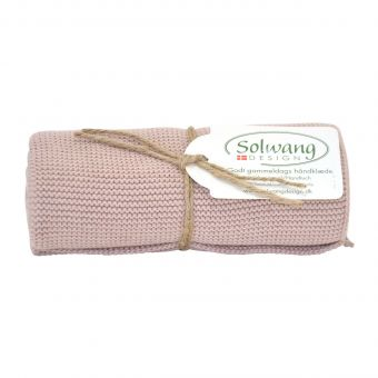 Solwang Handtuch Bio sand