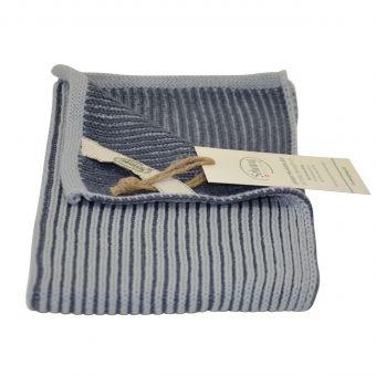 Solwang Handtuch Rib grau