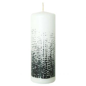 Mo Man Tai Kerze Sparkling schwarz