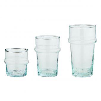 Madam Stoltz Trinkglas Beldi in 3 Grössen