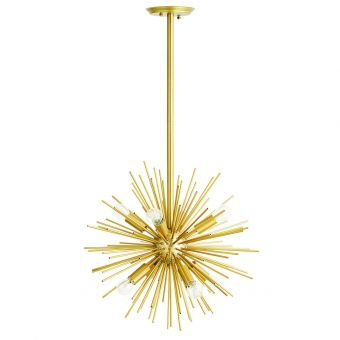 Madam Stoltz Lampe Golden Star
