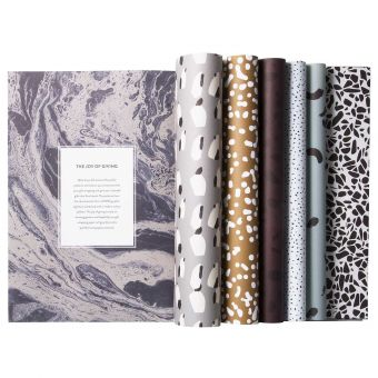 Ferm Living Gift Wrapping Book Designs