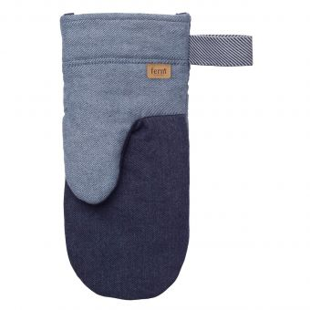 Ferm Living Ofenhandschuh Denim