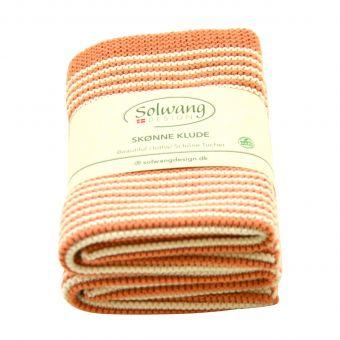 Solwang Wischtuch Set Stripe masala