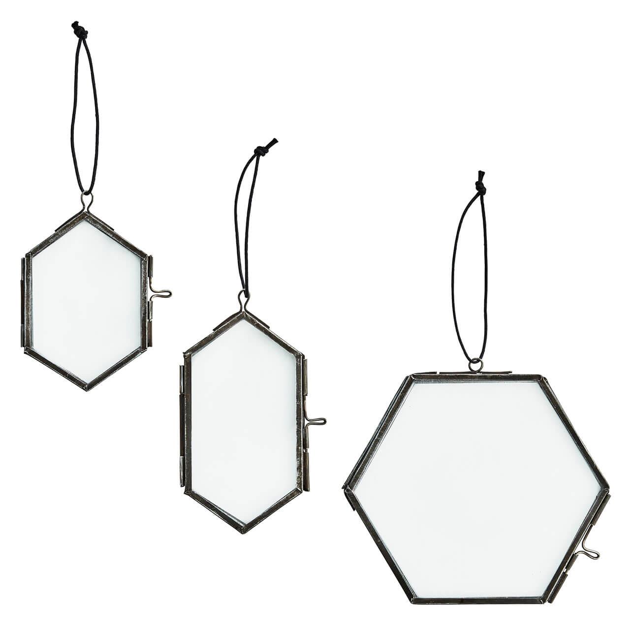 Madam Stoltz Bilderrahmen Hexagon | Lunoa