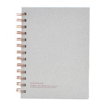Monograph Notizbuch Tome