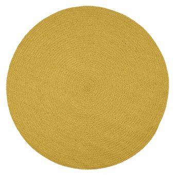 Liv Interior Teppich Moon gelb