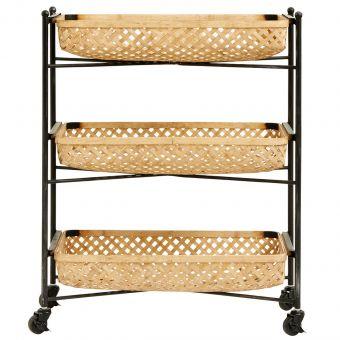 Nordal Rollwagen Bamboo