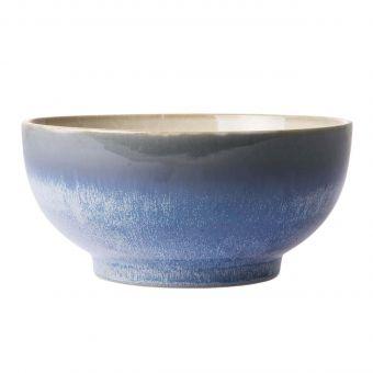 HKliving Salatschale 70's blau
