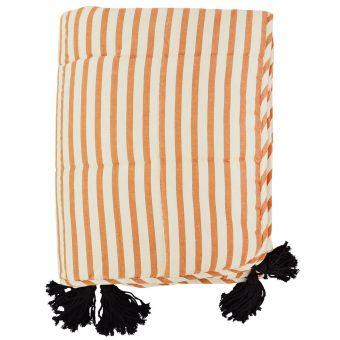 Madam Stoltz Quilt Stripe honig
