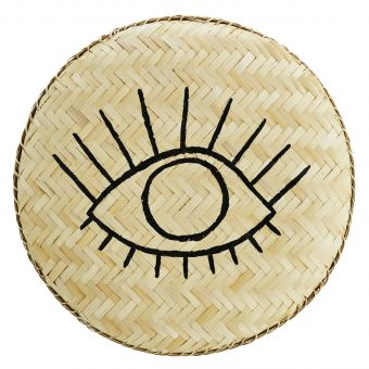 Madam Stoltz Korb Schale Auge