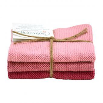 Solwang Wischücher antik rosa
